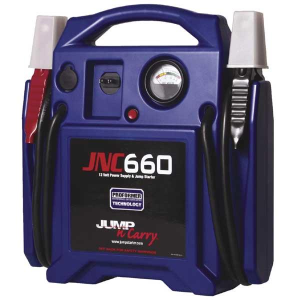 Jump N Carry Jnc660 >> Solar JNC660 Jump-N-Carry 12 Volt Jump Starter - 1700 Peak Amps