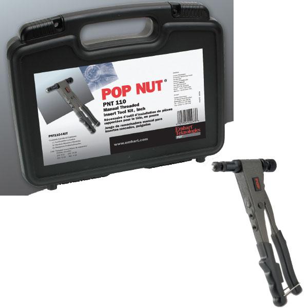 Heli Coil PNT110-I-KIT POP NUT Professional Manual Threaded Insert