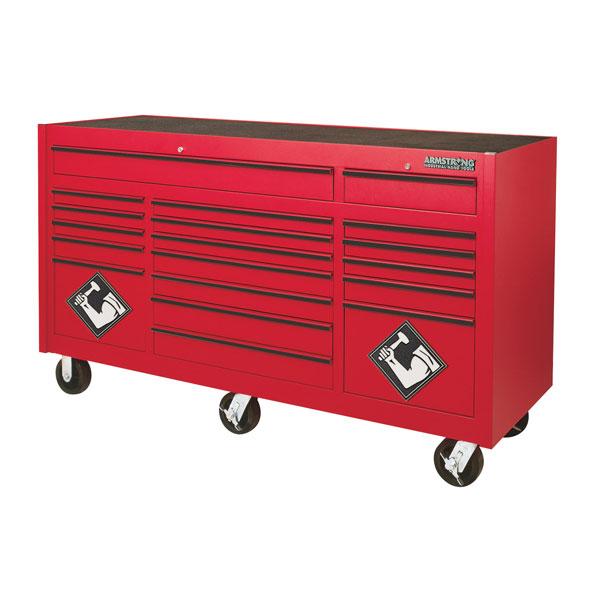19 Drawer Triple Bay Roller Cabinet  sc 1 st  Toolsource.com & 19 Drawer Triple Bay Roller Cabinet | Armstrong | 16-790