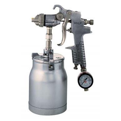 Hvlp Spray Gun Kit >> HVLP Siphon Feed Spray Gun & Cup 1.7mm | Sunex Tools | 9003