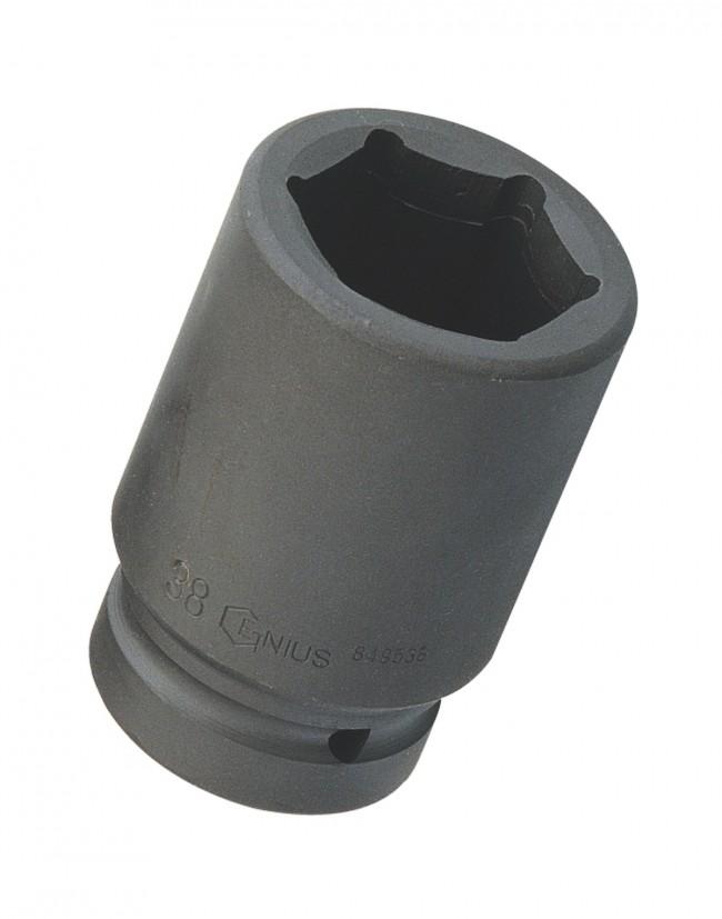 "Sunex Tools 542 1/"" Drive Standard 6 Point Impact Socket 1-5//16/"""