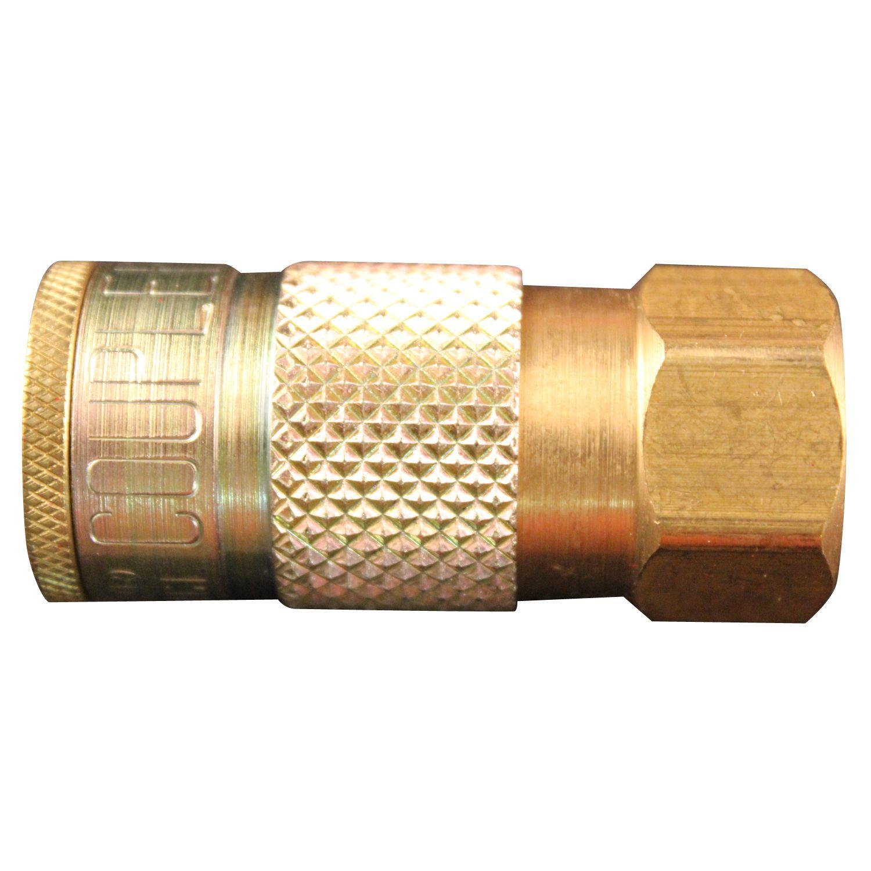 "Milton Tools T Style 1//4/"" Female NPT Couper Plug S784 x 2 4-pack"