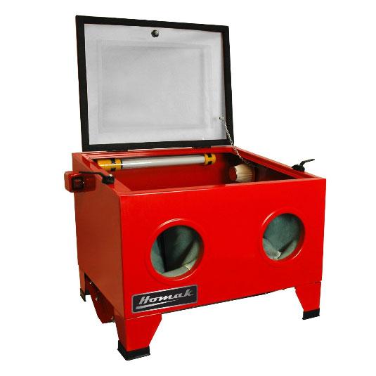 Table Top Abrasive Blast Cabinet | Homak | RD00920250