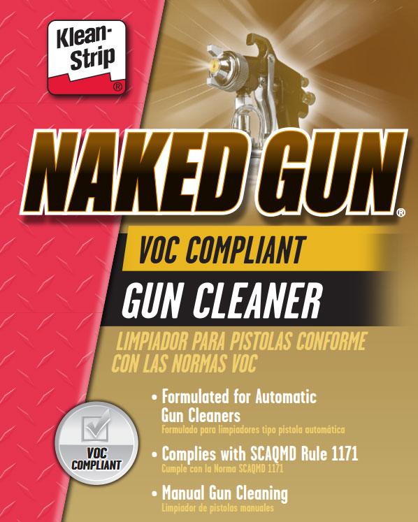 Klean Strip | Naked Gun® Spray Gun Paint Remover
