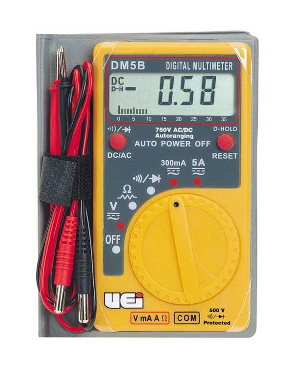 Pocket Multimeter Dm5b