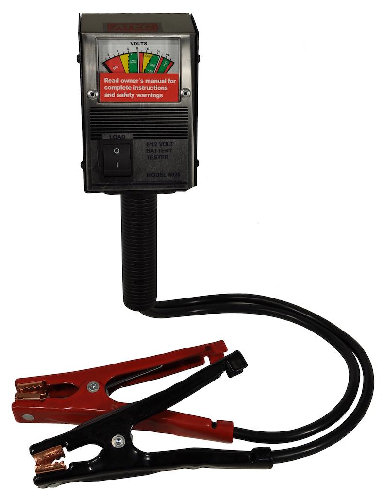 24 Volt Battery Load Tester : Associated heavy duty volt load tester aso
