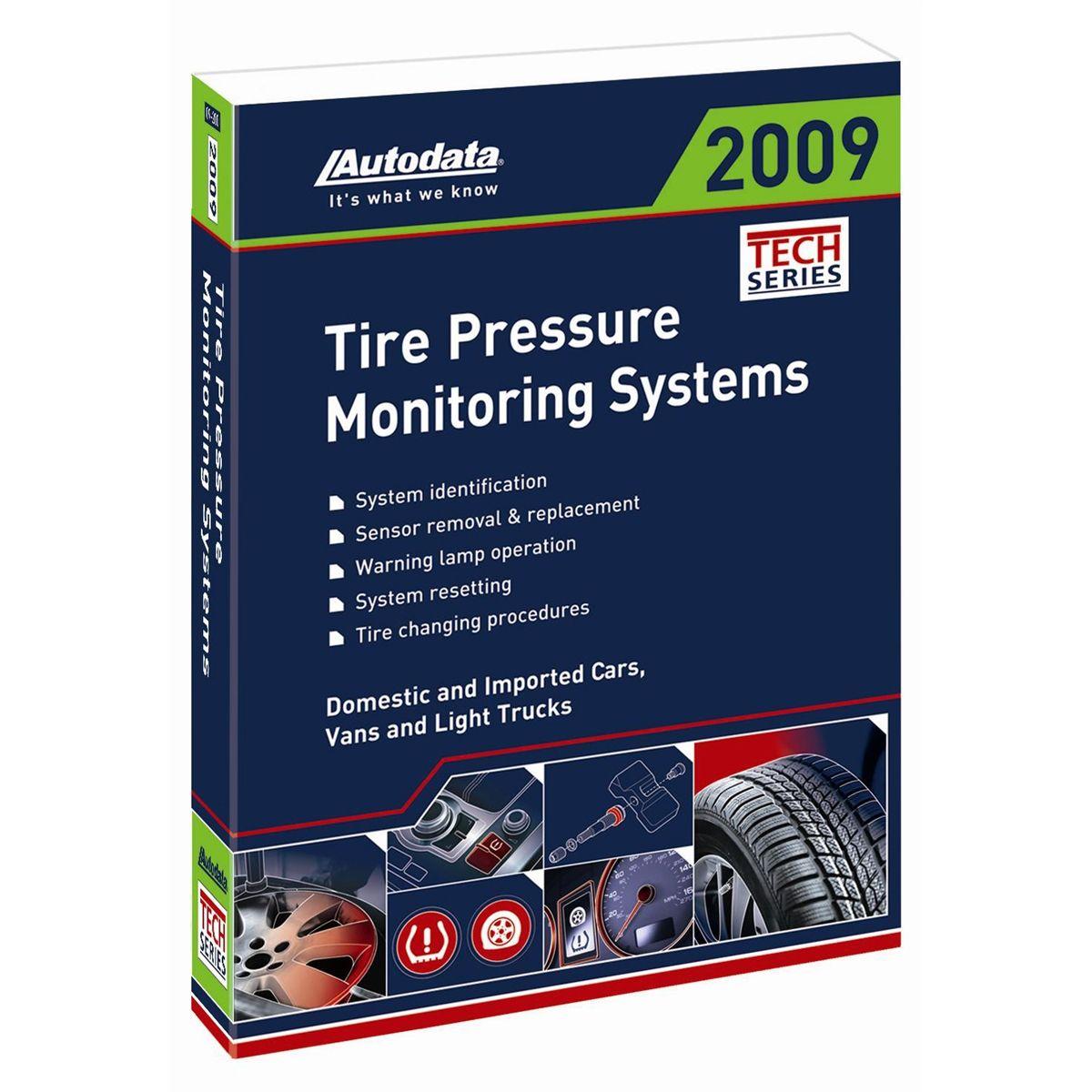 autodata pub 09 200 2009 tire pressure monitoring system manual adt09 200. Black Bedroom Furniture Sets. Home Design Ideas