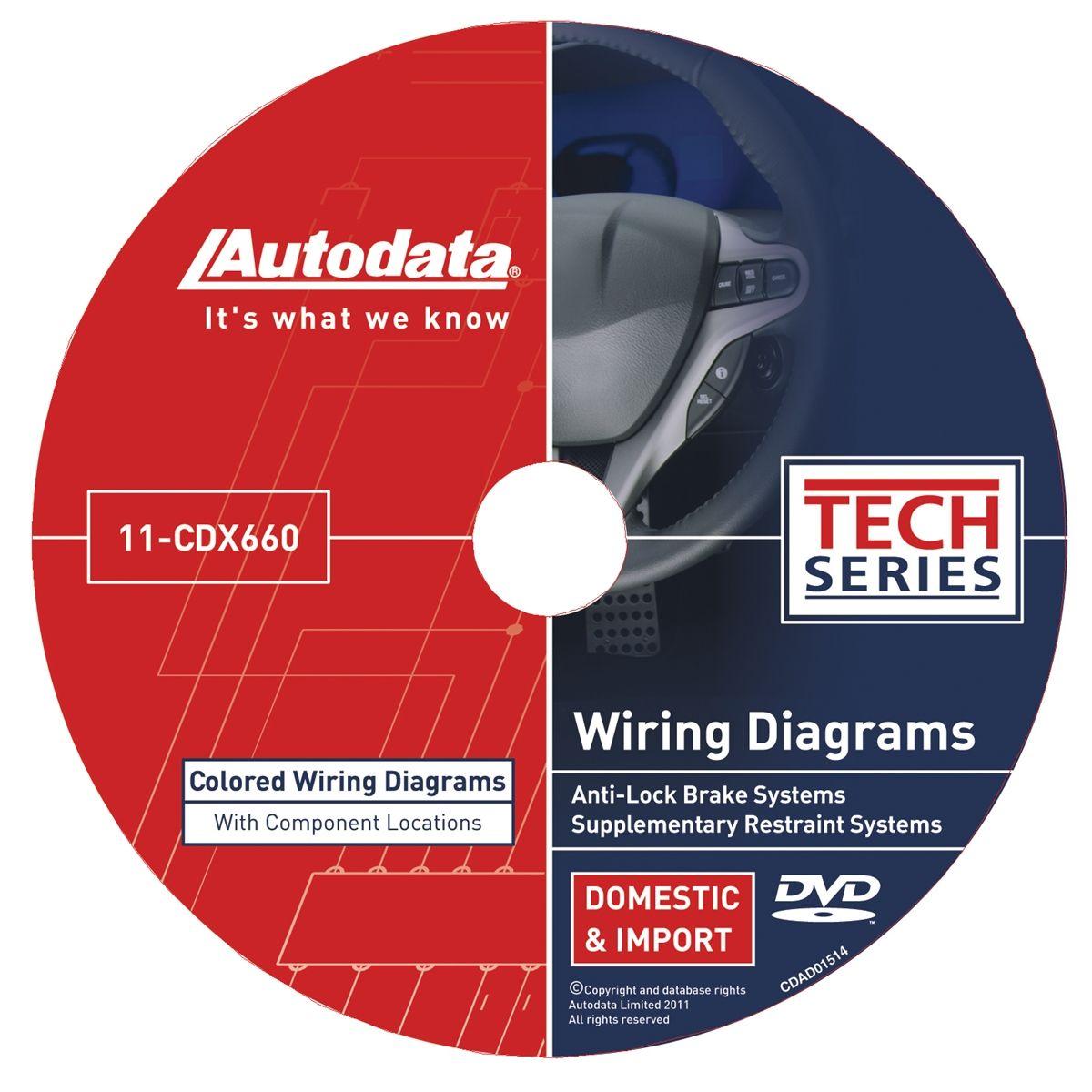 2011 Wiring Diagrams Dvd