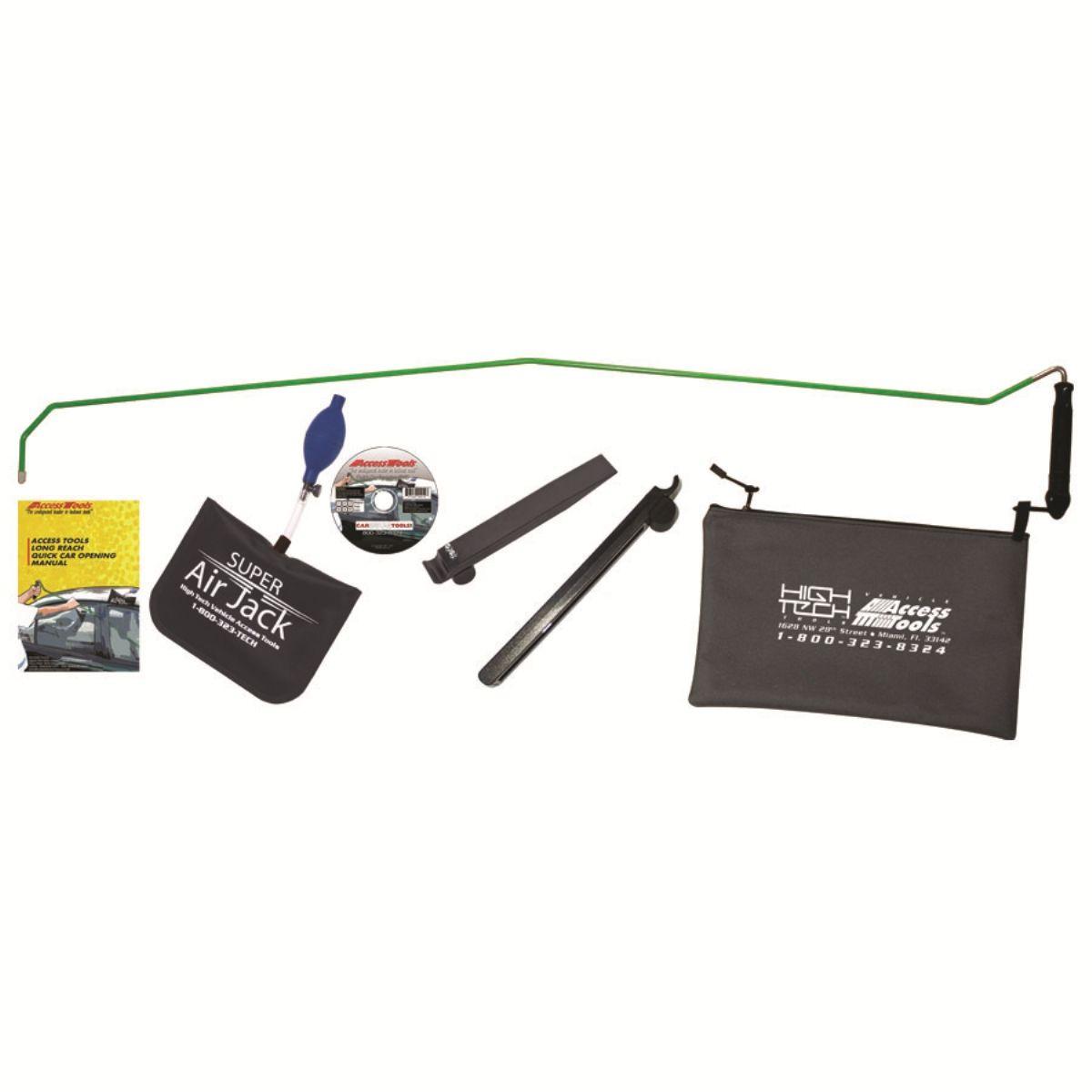 Car Door Lockout Kit >> Super Mega Jack Car Opening Tool Set | Access Tools | SMJS4