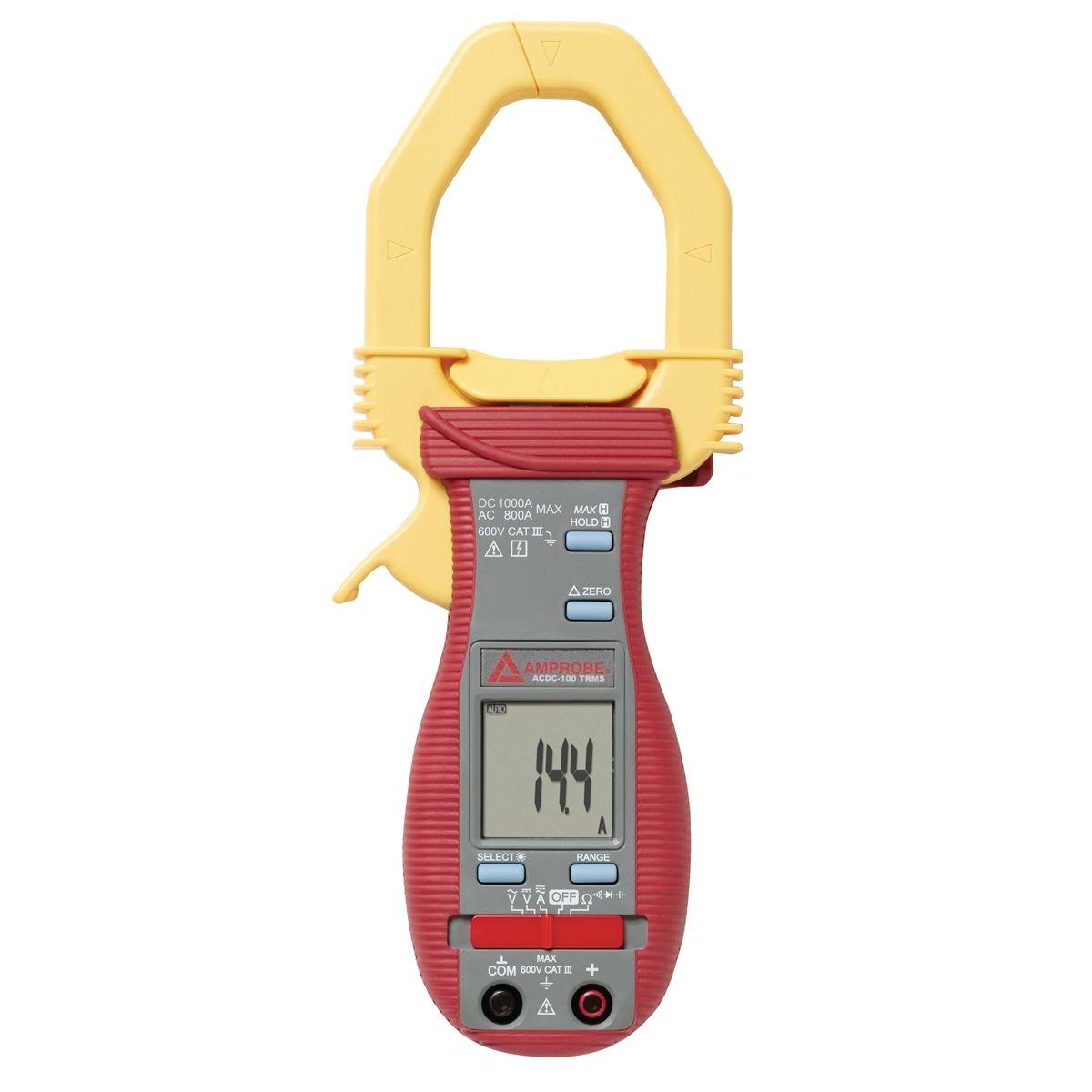 Ac Dc Digital Clamp Meter : Ac dc digital clamp on multimeter apbacdc