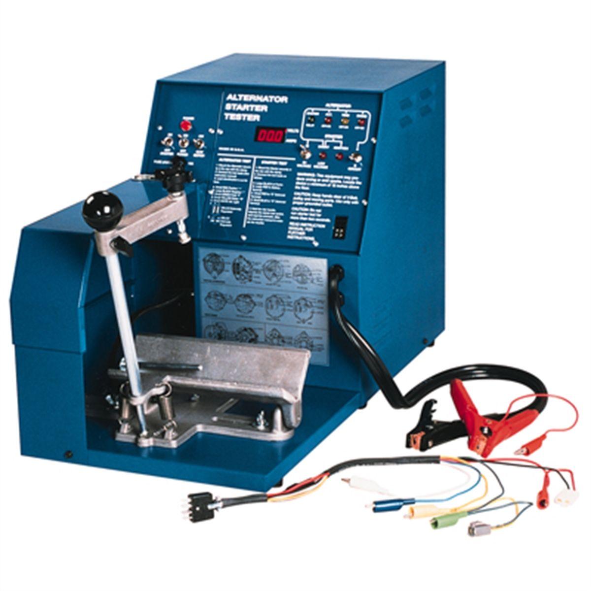 Associated 8600 Bench Alternator / Starter Tester ASO8600