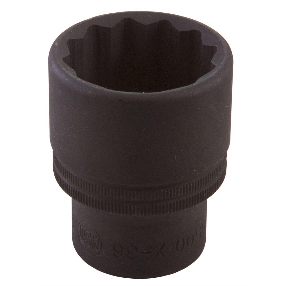 Assenmacher 6500X-36 3/4 In Dr 12-Pt Impact Socket - 36mm