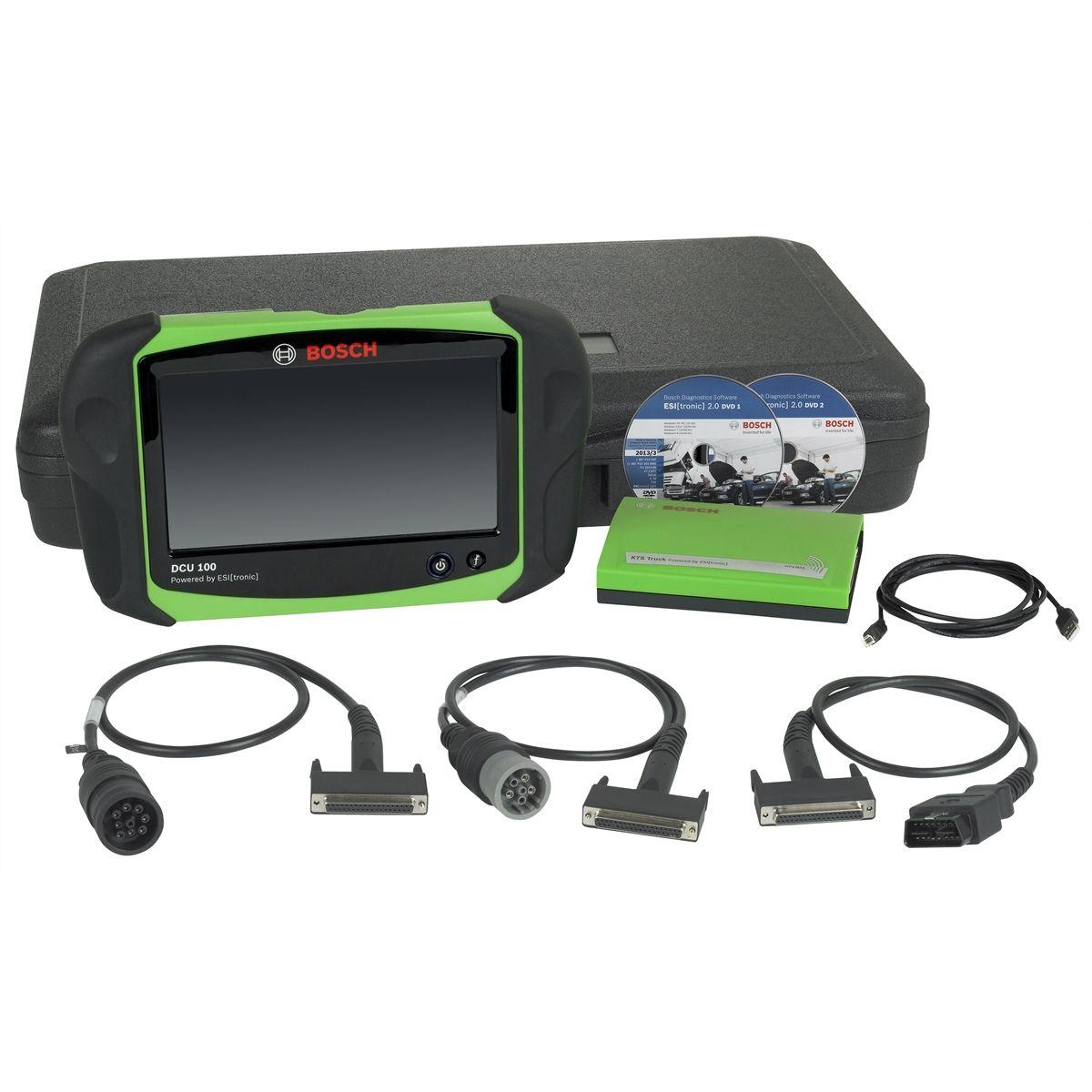 Bi Directional Scan Tool >> OTC Tools & Equipment Bosch 3824 ESI Heavy Duty Truck Multi-brand Diagnostics Sy