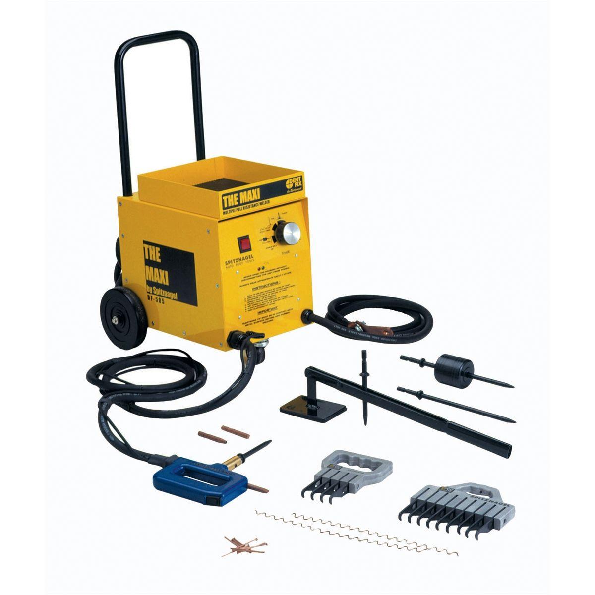Dent Fix Equipment DF-505 The Maxi - Dent Pulling Welder DF505 DENDF505