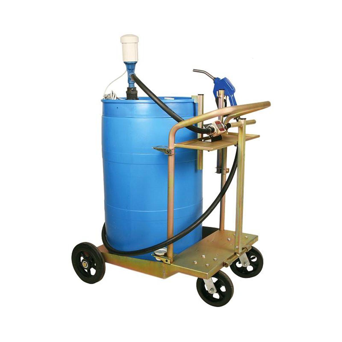 John Dow Industries Def 55 Gallon Drum Dispensing System