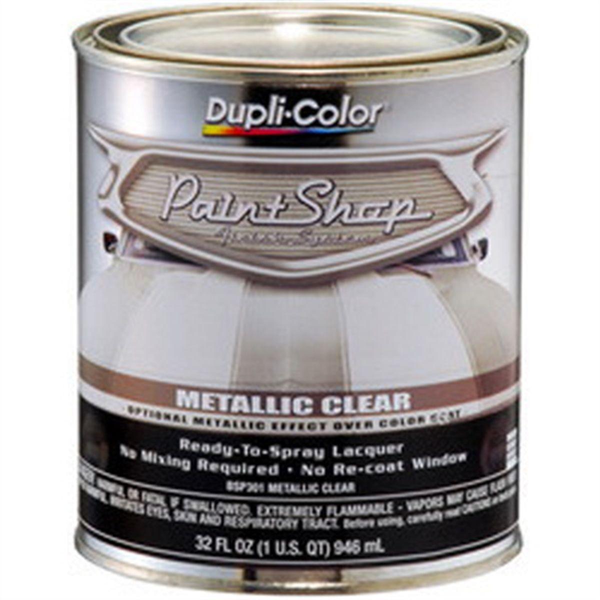 Paint Shop Metallic Clear BSP301