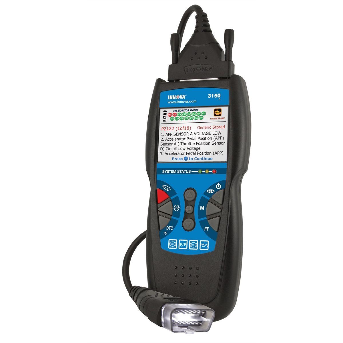 Innova automotive diagnostic tool