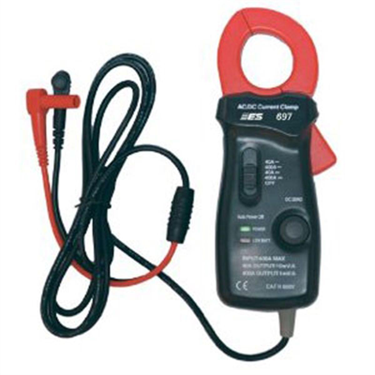 Otc Low Amp Probe : Electronic specialties dc ac current probe amp