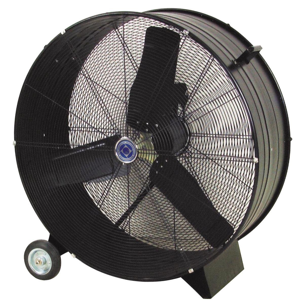 Direct Drive Fans : Fasco mvb d direct drive portable fan blower fasmvb