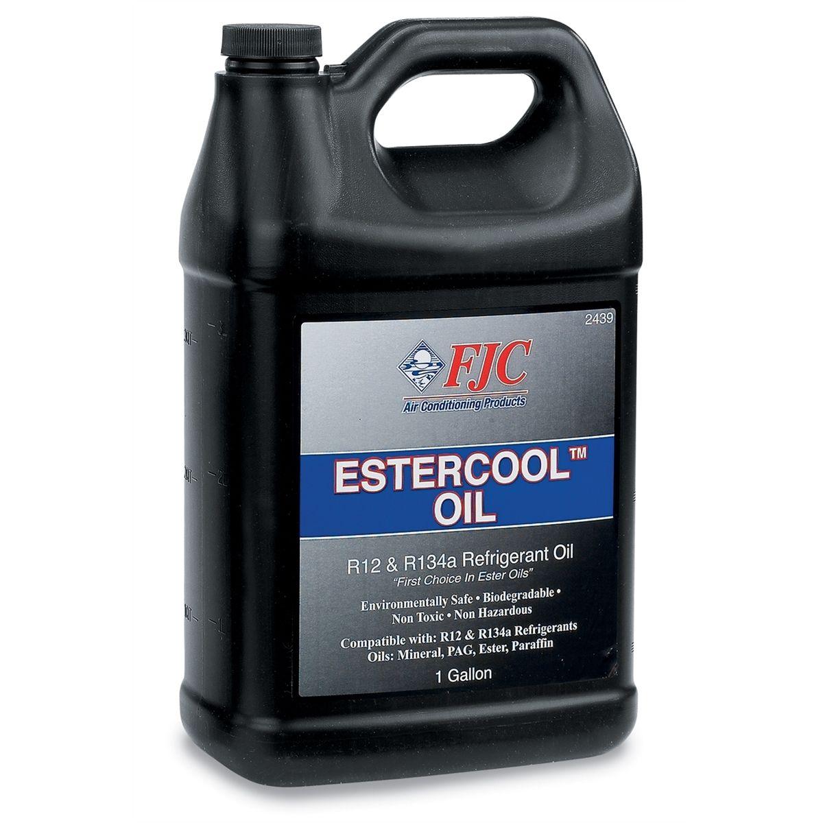1 Emailoils Contact Usco Ltd Mail: 1 Gallon FJC Estercool Refrigerant Oil