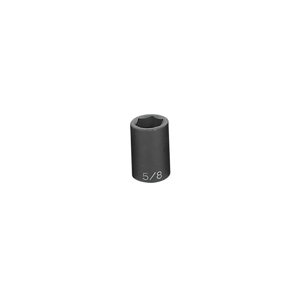 """Grey Pneumatic 2020R 1//2/"""" Drive x 5//8/"""" Standard Socket"""