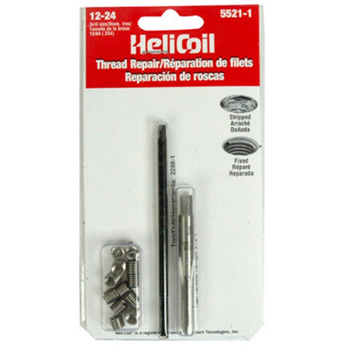 Heli-Coil R11853 10-24 Inserts 12//Pkg