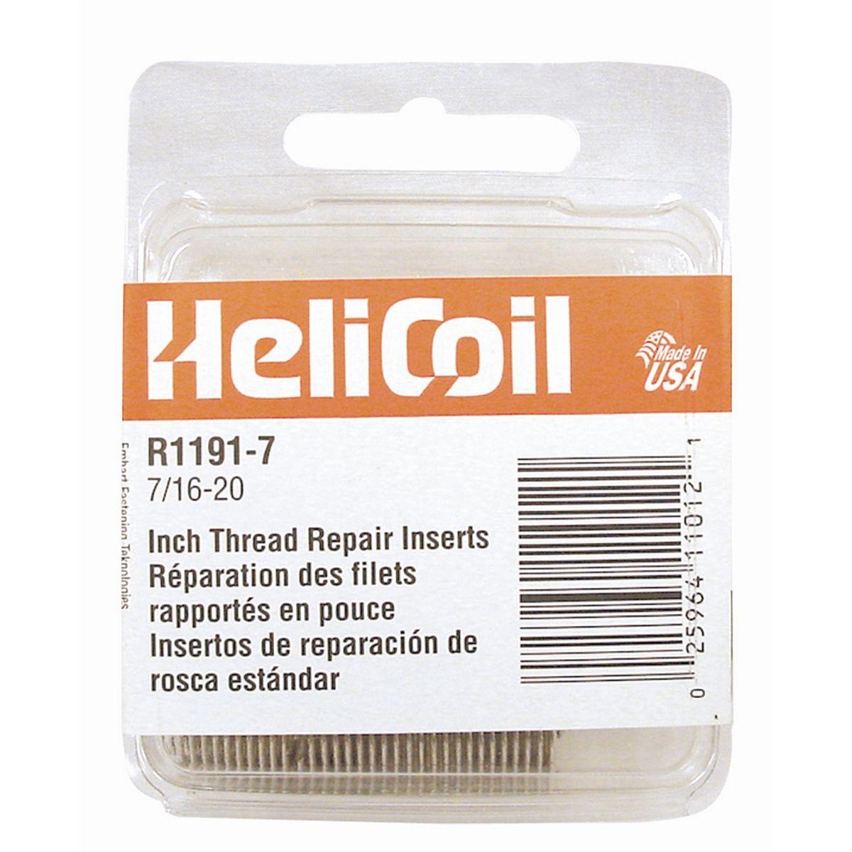 12 PACK HEILCOIL 3//8-16 INSERTS R-1185-6