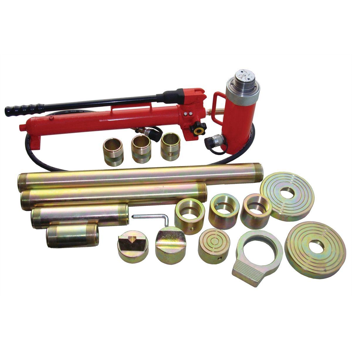 Body & Frame Collision Repair Kit 20 Ton w Metal Case   American ...