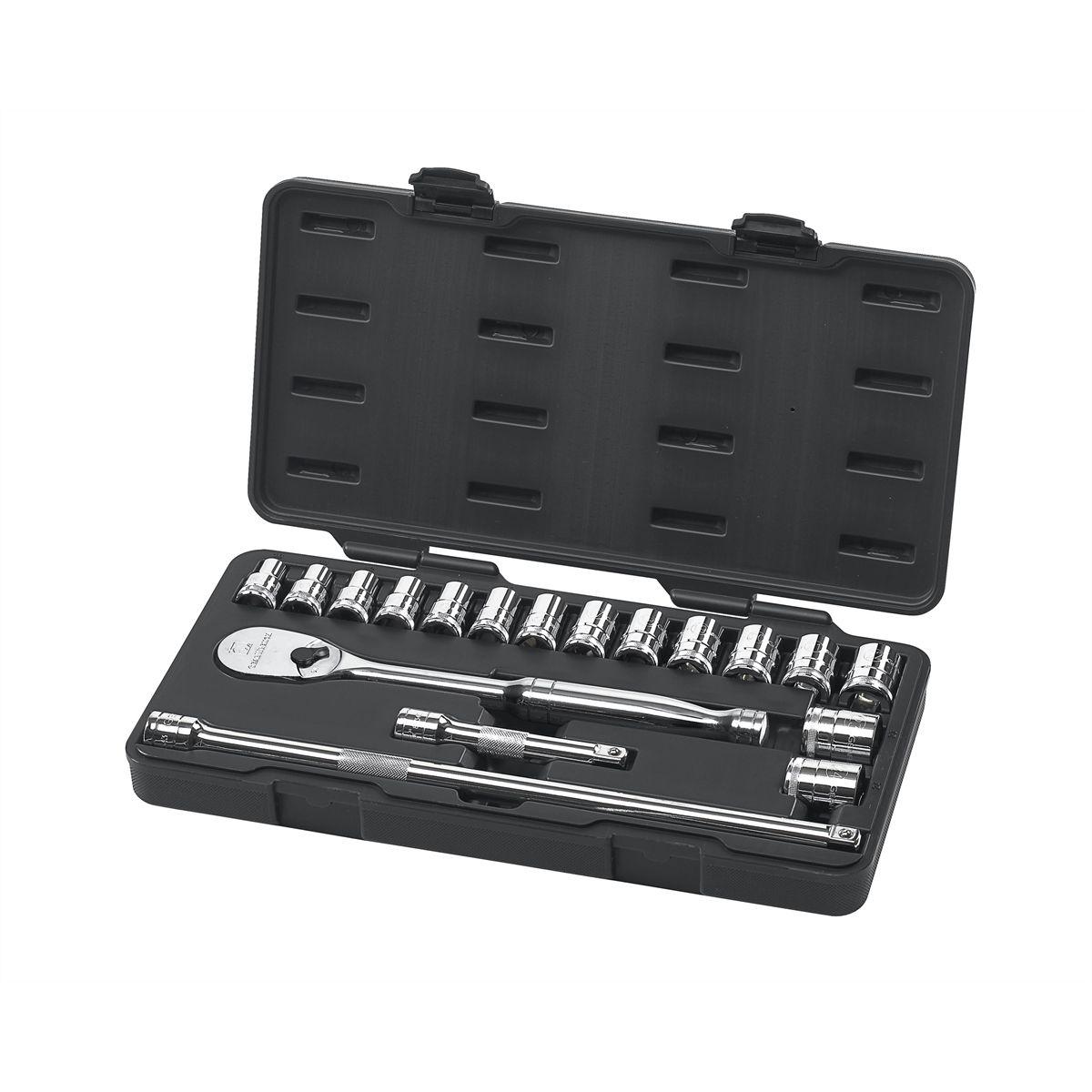 """GearWrench KD 80635 23mm 1//2/"""" Drive 6 Point Standard Metric Socket"""