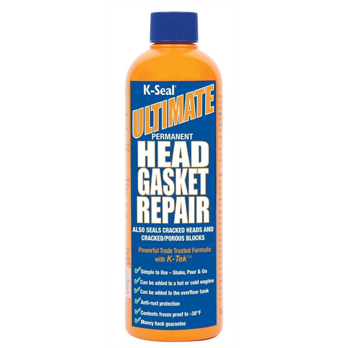 Head Gasket Sealer : Solv teck seal ultimate permanent head gasket repair