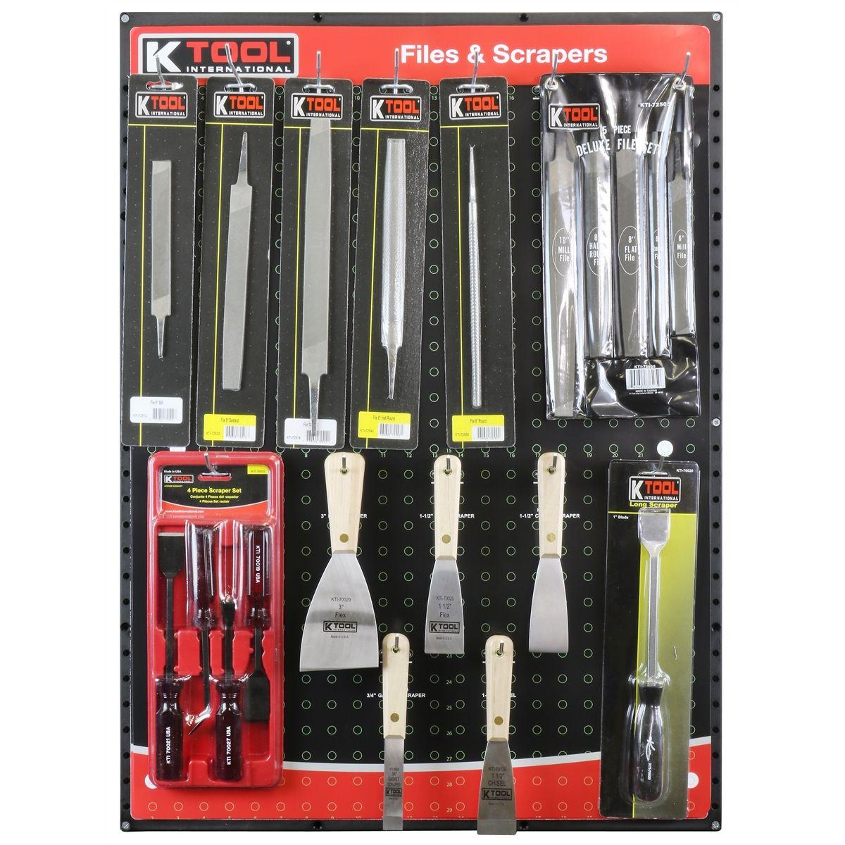 KTI-72505 File Set K-Tool International KTI