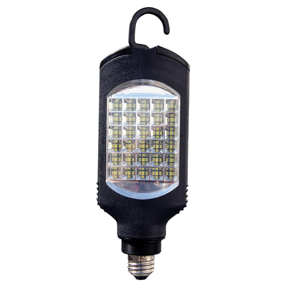 K Tool International 26 Watt Fluorescent Angle Work Light: K Tool International Trouble Light 30 SMD LED Retrofit