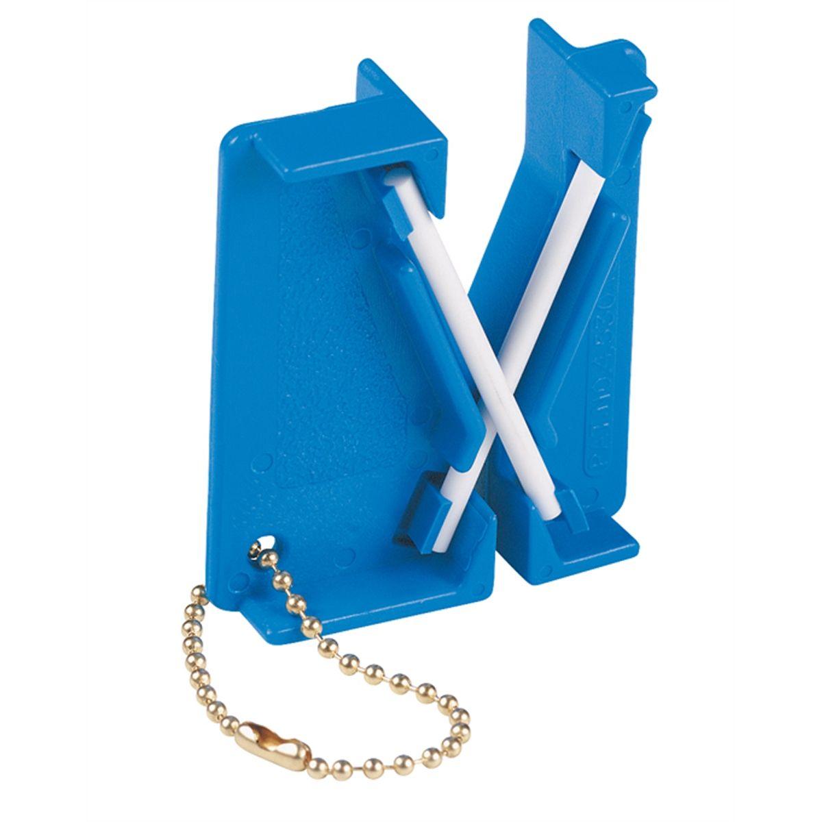 Sharpener Mini Crock Stick For Blades And Fish Hooks
