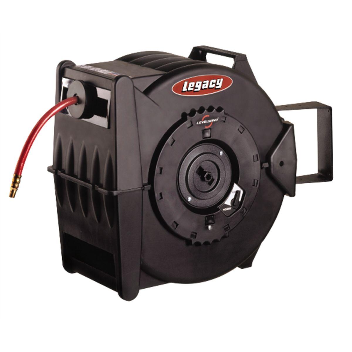 """Legacy Manufacturing L8305LI-10 Lead-in Hose 3//8/"""" X 10/' For L8305 L8306, Air"""