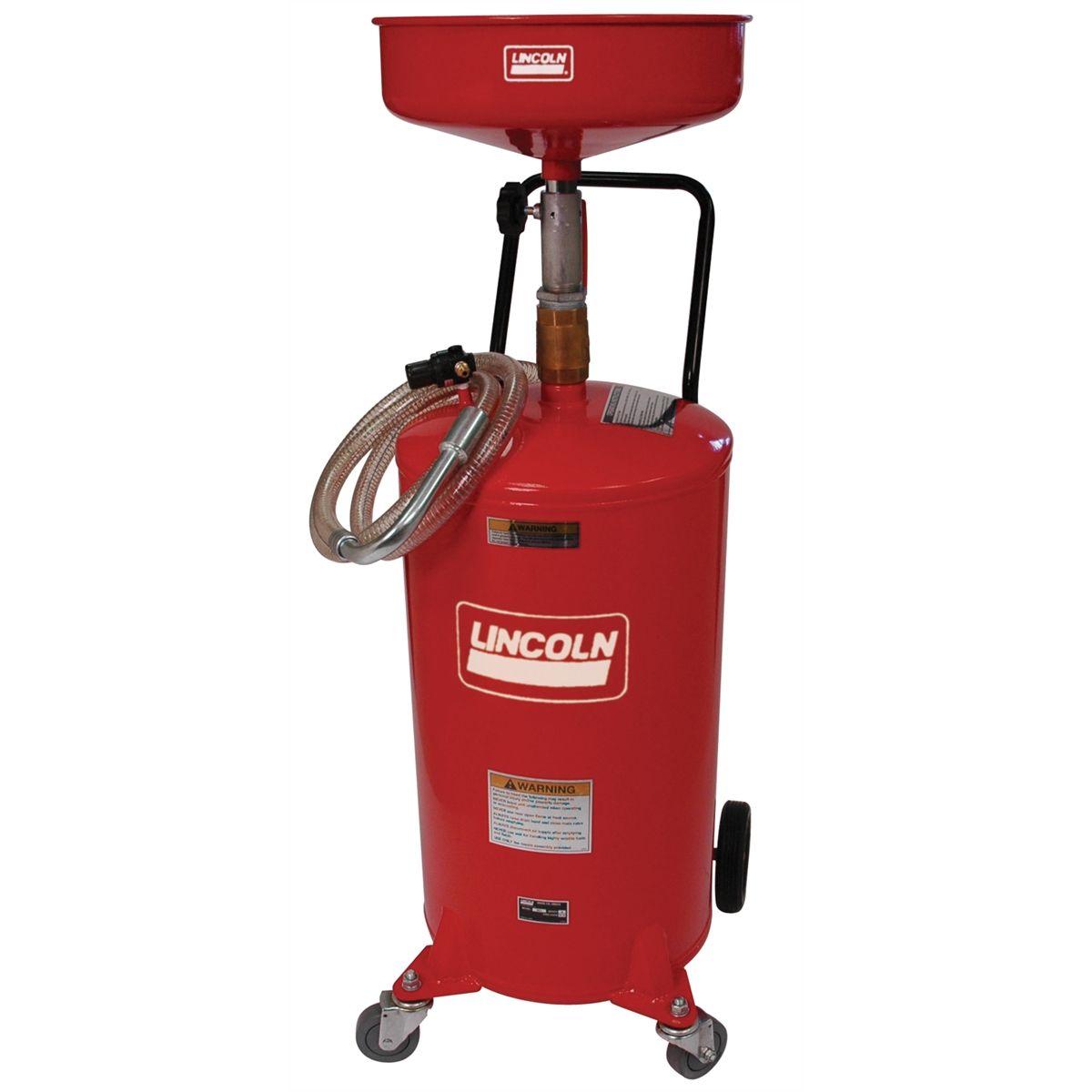 Lincoln 3601 18 Gallon Value Series Oil Drain Lin3601