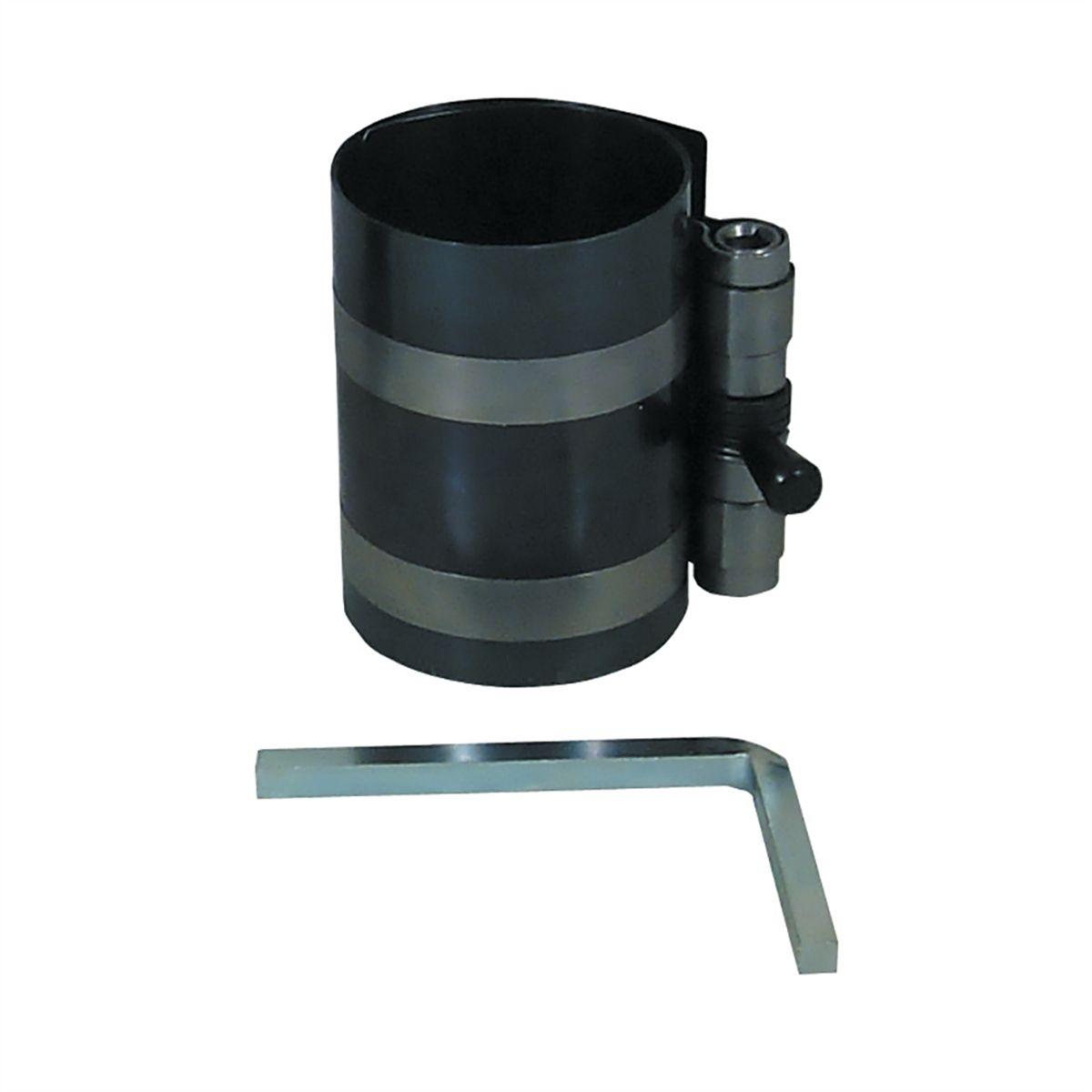 Piston Ring Compressor - 3 1/2 In to 7 In Range - 3 1/2 In High