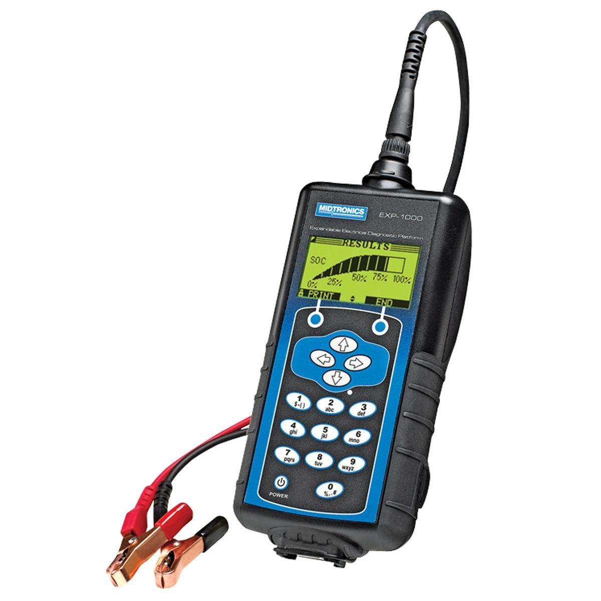 Digital Battery// Charging System Tester MDT-PBT100 Brand New!