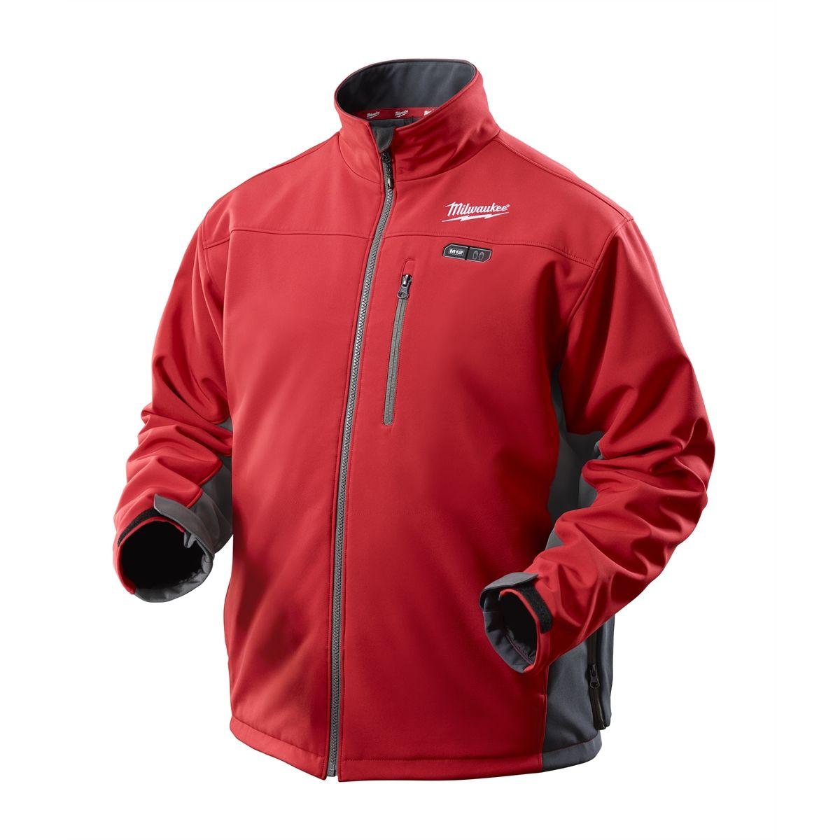 M12 Cordless Red Heated Jacket Kit - XL