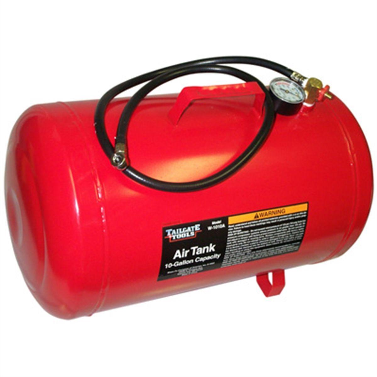 Omega gallon portable air tank w a