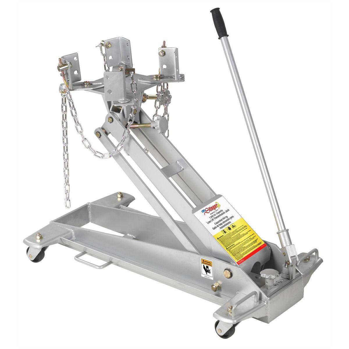Otc 1521a 1 000 Lb Capacity Low Lift Transmission Jack