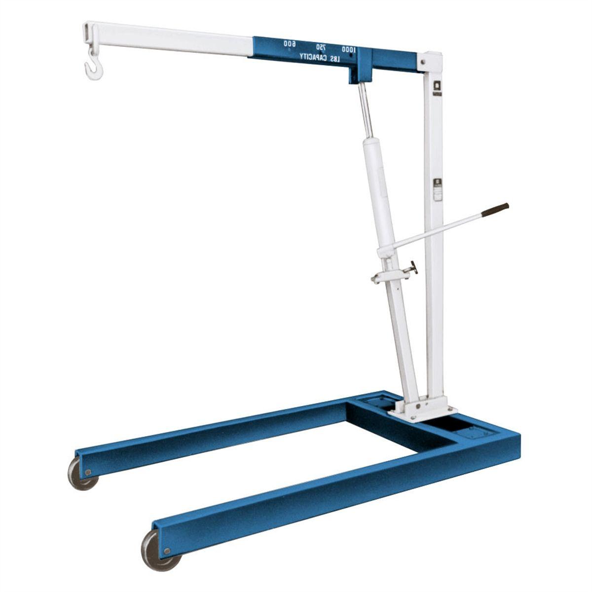 Otc 1807 1000 Lb Mobile Floor Crane Otc1807 Ot1807