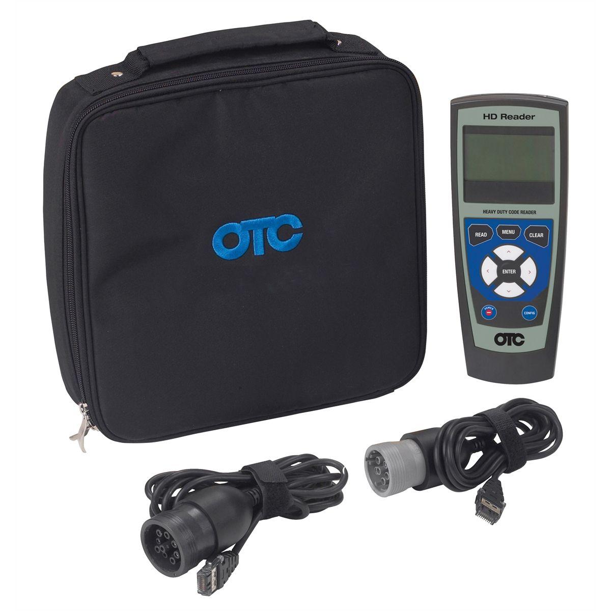 Otc 3418 heavy duty code reader kit otc3418 heavy duty code reader kit fandeluxe Choice Image