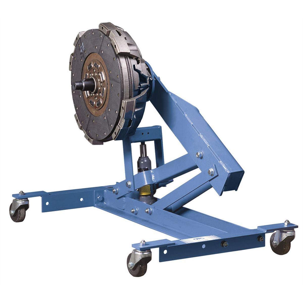 truck clutch and flywheel handler