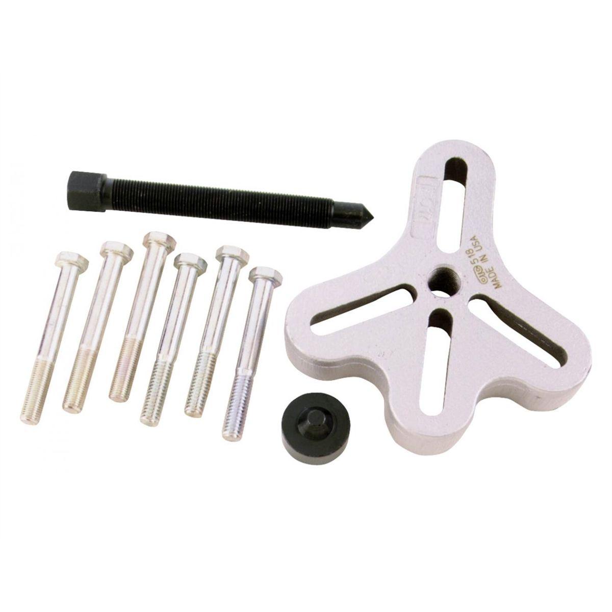 Otc Puller Parts : Otc flange type puller d l a