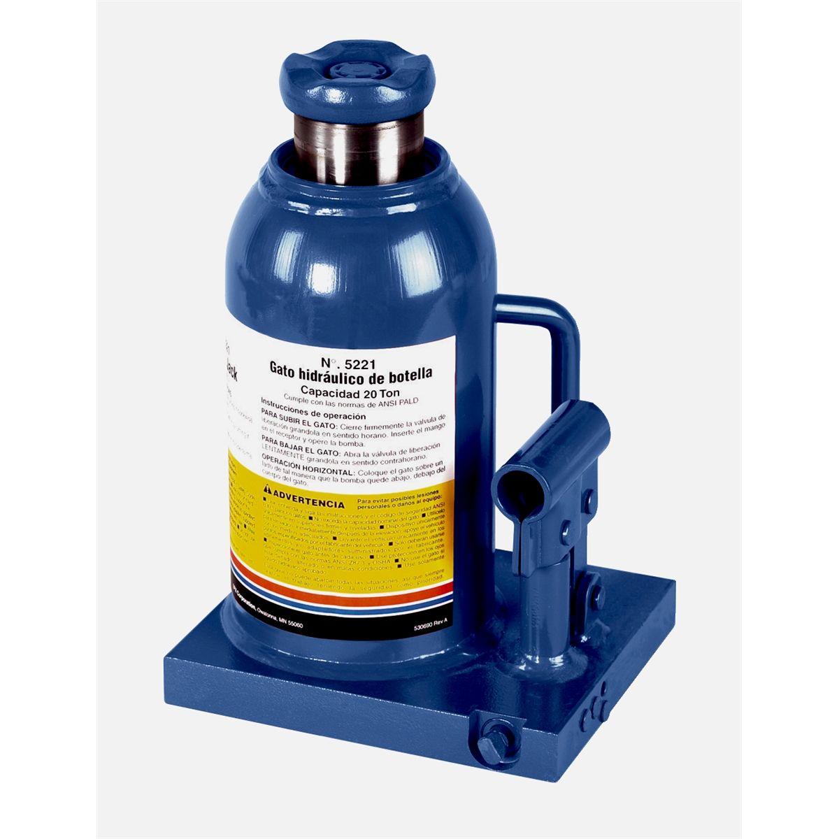 High Performance 20 Ton Bottle Jack OTC 5221 20-Ton