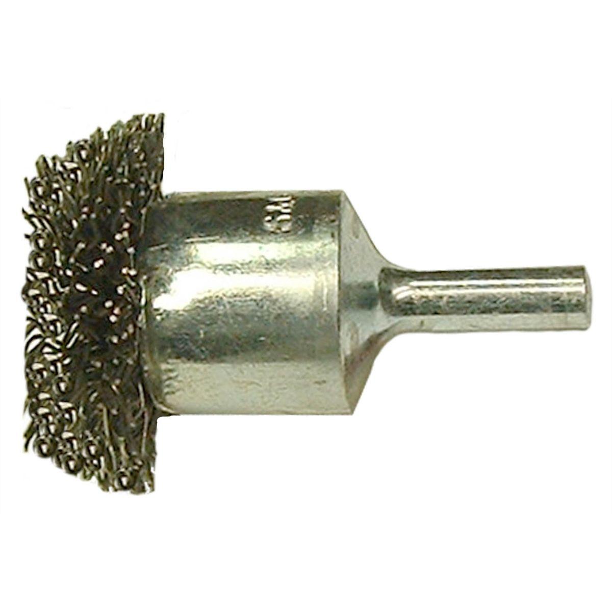 S /& G Tool-Aid 17100 End Brush Circular Flared
