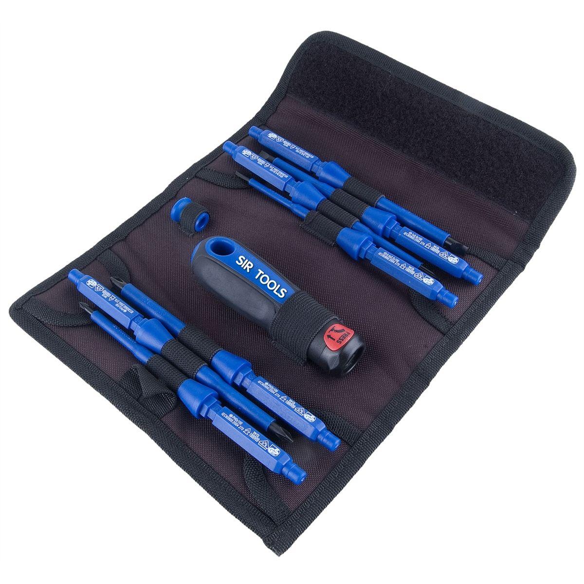 Viking Drill and Tool 40320#24 Type 260-D 135 Degree Split Point M42 Cobalt Screw Machine Drill Bit 12 Pack