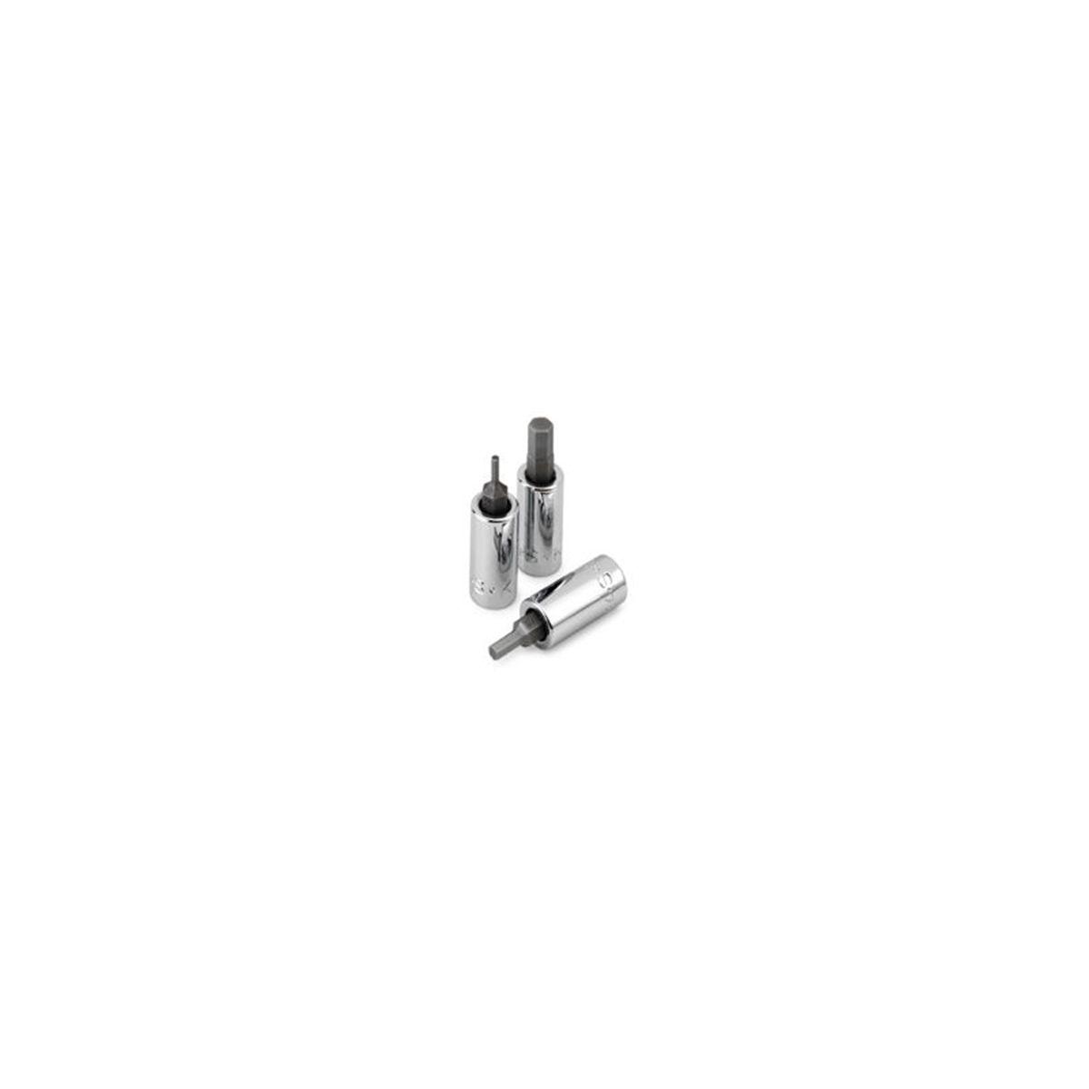 1 4 Inch Drive Fractional SAE Hex Bit Socket 9 64