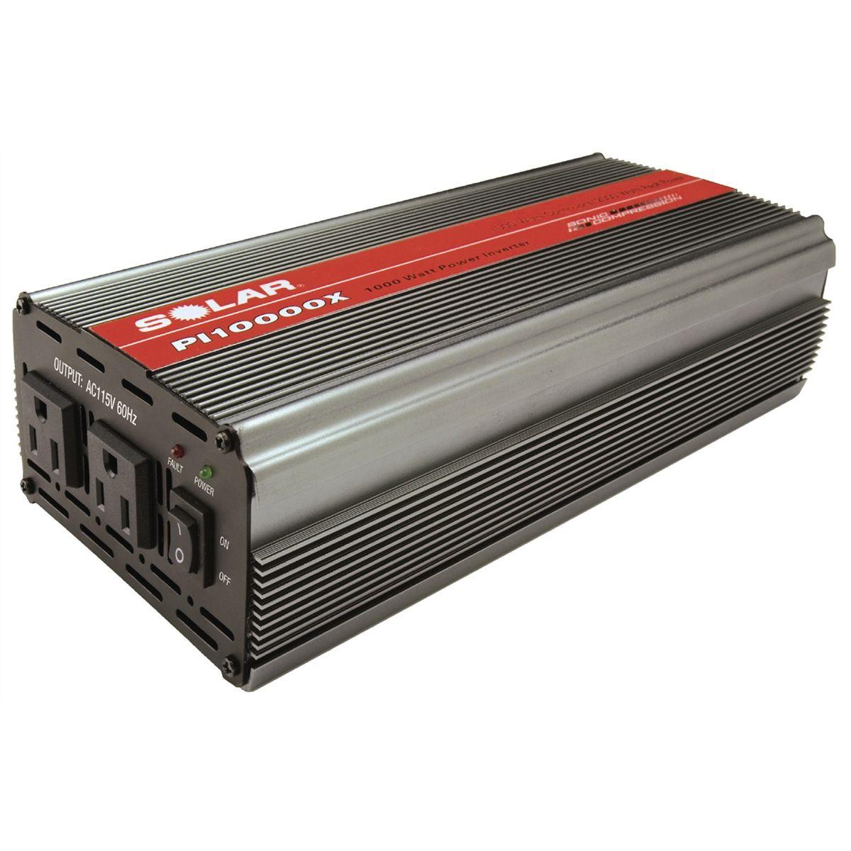 Solar Pi10000x 1000 Watt Power Inverter Solpi10000x