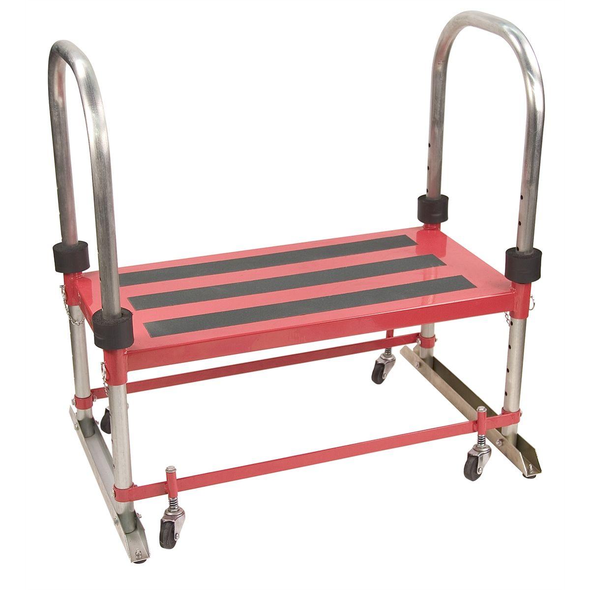 Steck Manufacturing 20350 Pro Step Adjustable Platform